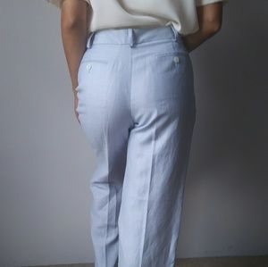 authorized site save off high quality blue Brooks Brothers 346 pants
